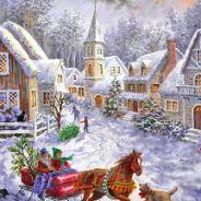 Щелкунчик. Рождество в консерватории