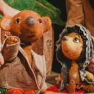 """Спектакль """"Ёжик и медвежонок. Осень"""""""