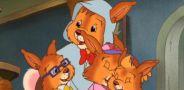 История Папы Кролика