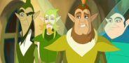 Приключения в стране эльфов