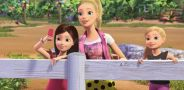 Барби и сёстры в поисках щенков