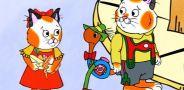 Невероятные расследования котенка