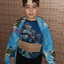 Абдуллаев Вугарович Шукур в конкурсе «Какой ты герой?»