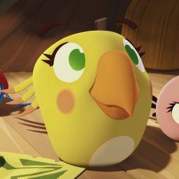Сердитые птички. Стелла
