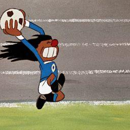 Футбольные звёзды