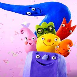 «Пластилинки»: познакомьтесь с забавными героями!