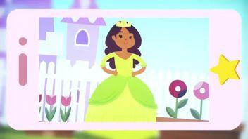 """Конкурс """"Отважные принцессы"""""""