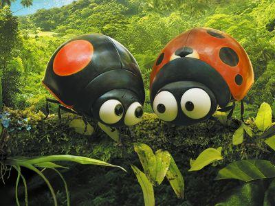 Мультфильм «Букашки 2» в рубрике «Семейное кино»