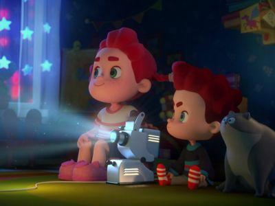 «Волшебный фонарь»: внимательно ли вы смотрели диафильмы вместе с Катей и Митей?
