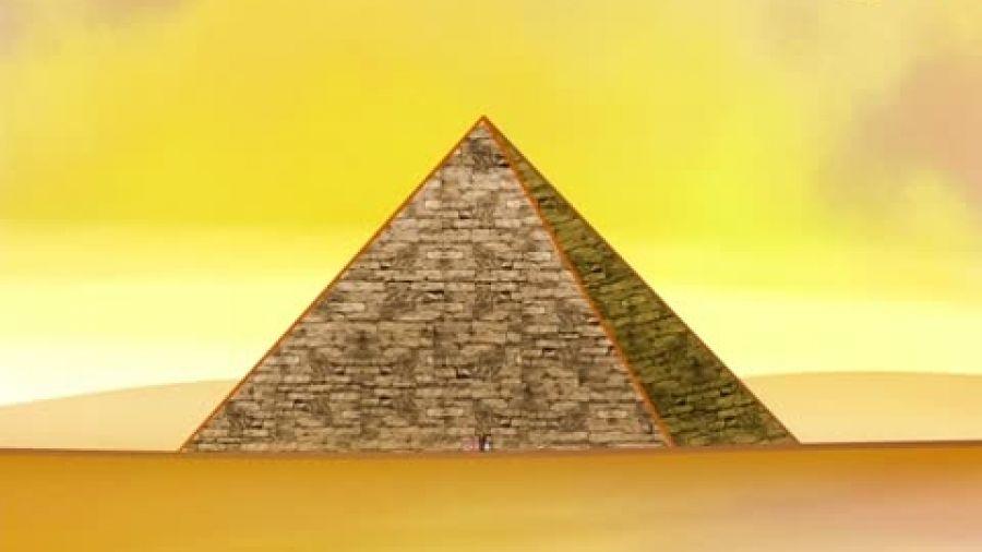 Выпуск 214 «Пирамиды». Видео 3