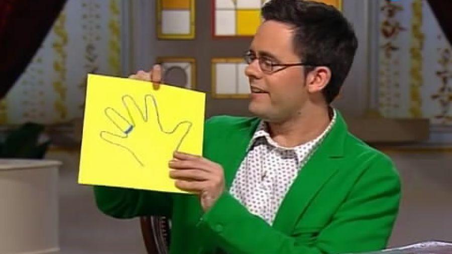 Выпуск 273 «Пальцы на руках». Песенка о пальцах