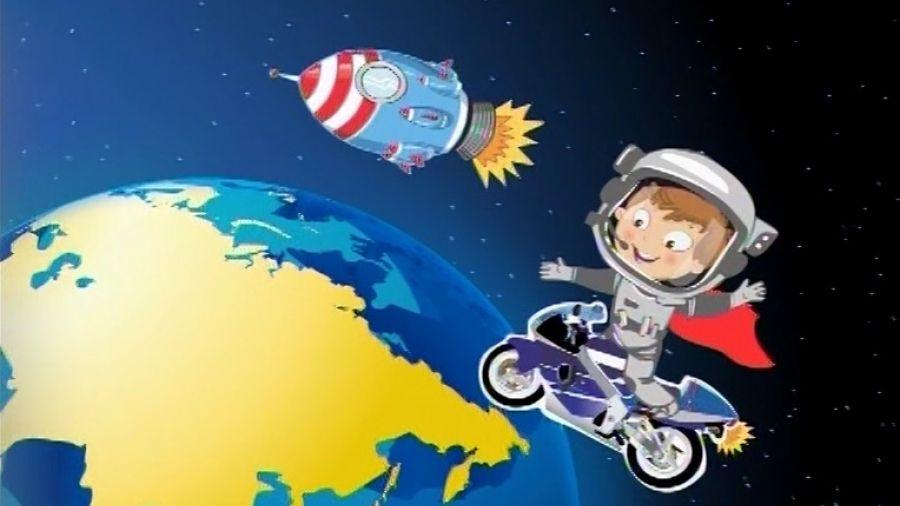 Пора в космос. Выпуск 114. Космический мотоцикл