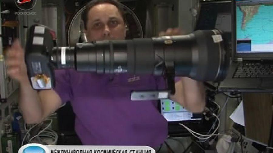 Какие эксперименты больше всего нравится проводить космонавтам на орбите?