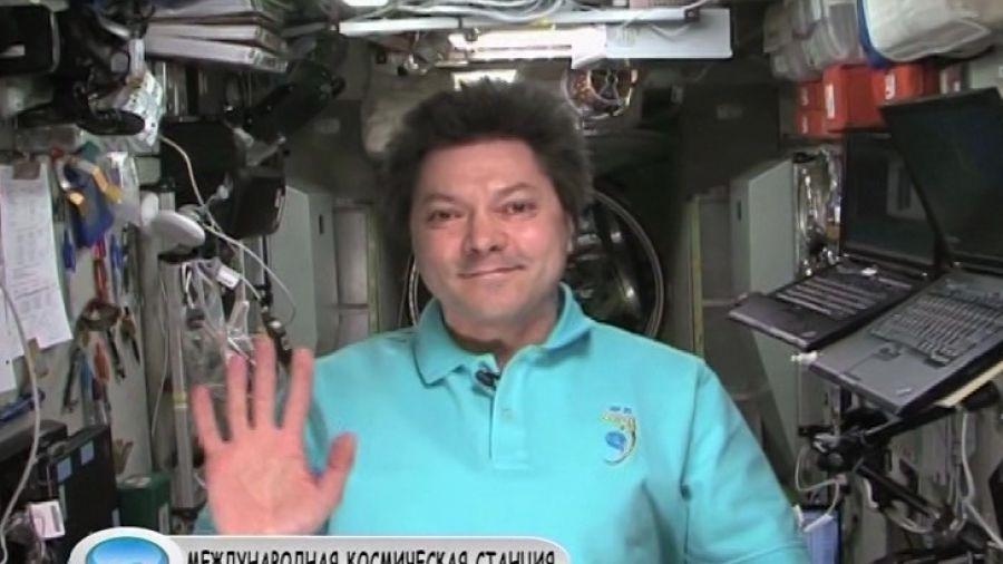 Пытались ли космонавты вырастить цветы на орбите?