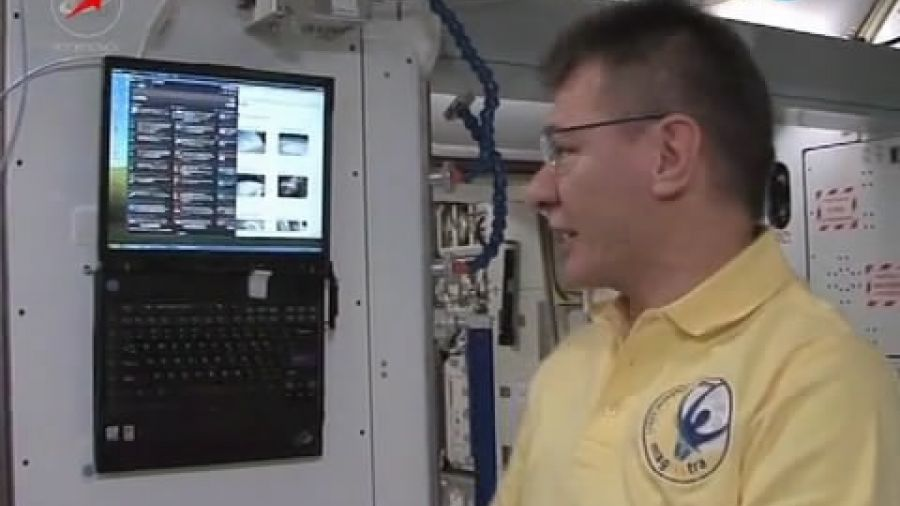 Для чего нужны компьютеры на МКС?