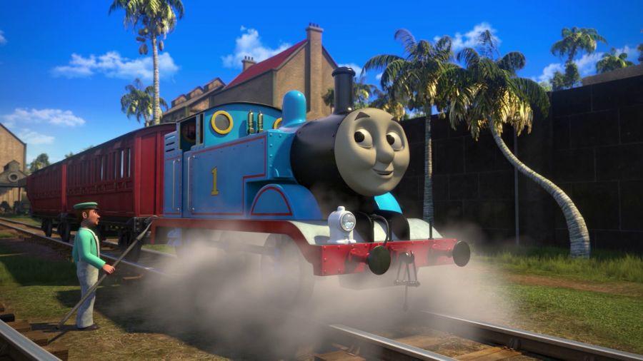 Томас и его друзья. Большой мир! Большие приключения! Премьерные серии!