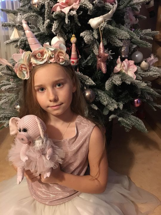 Ксения Михайловна Шахтарина