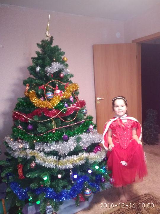 Амира Айратовна Ахметзянова
