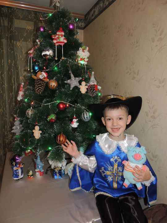 Даниил Сергеевич Тихонов