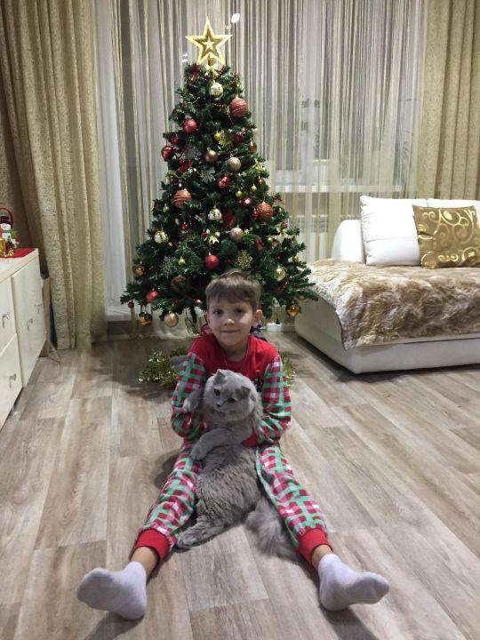 Артем Денисович Николаев