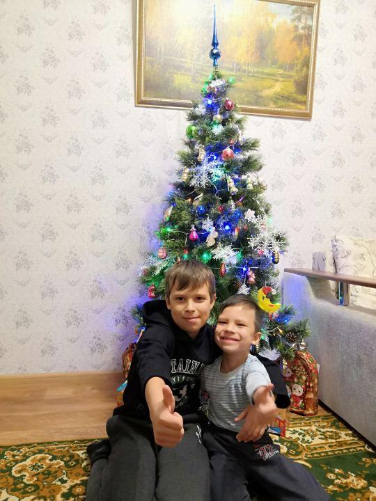 Иван и Андрей Ермиловы