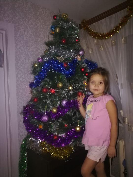 Есения Александровна Несговоровп