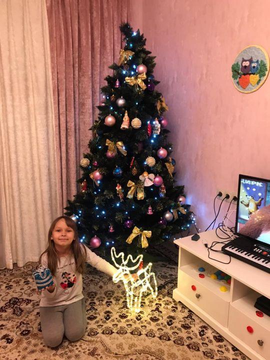 Даша Витальевна Хохлова