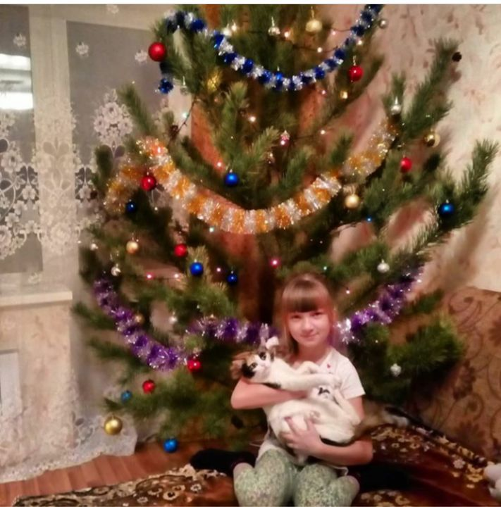 Виктория Андреевна Саможенова