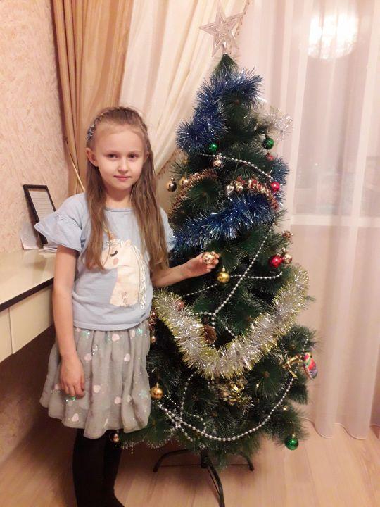 Аксинья Сергеевна Авраменко