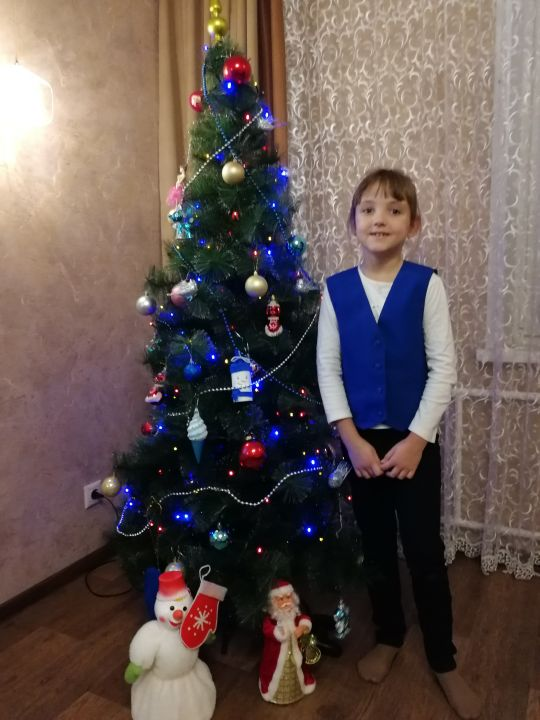 Арина Вадимовна Панкратьева