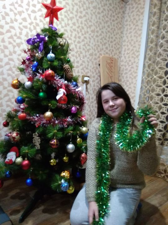 Лиза Вадимовна Раздульева