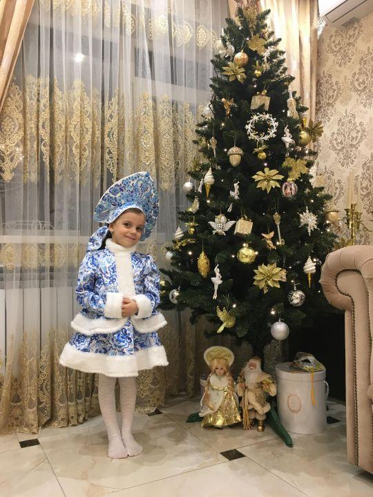 Каролина Арташесовна Будагян