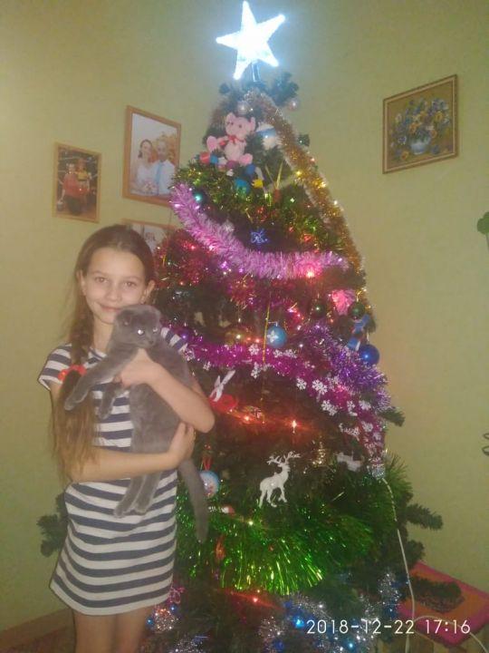 Зарина Сергеевна Комалдинова