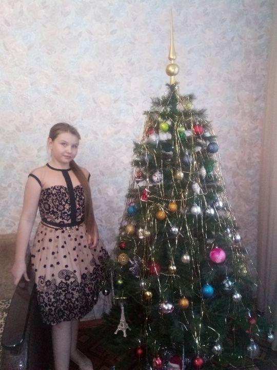 Дарья Сергеевна Никольская