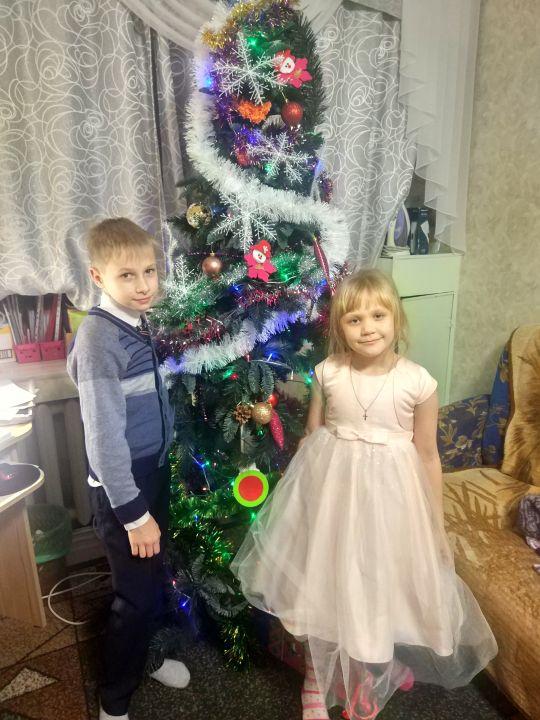 Артём и Соня Соловьевы
