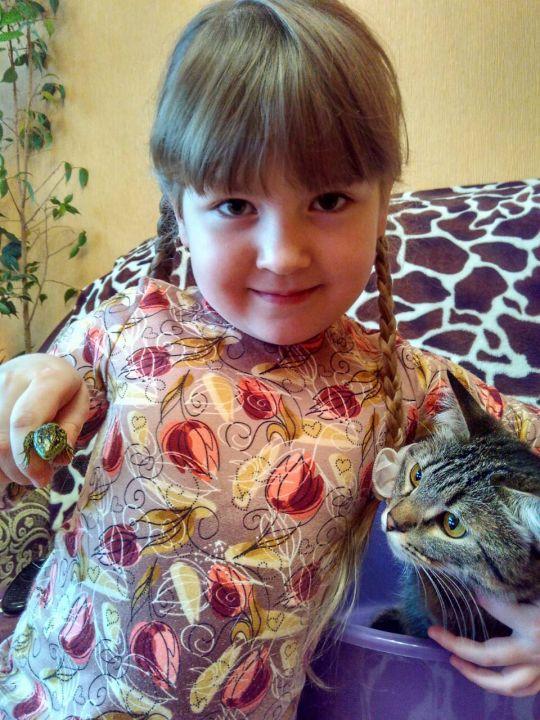 Шакирова Алина Рамилевна