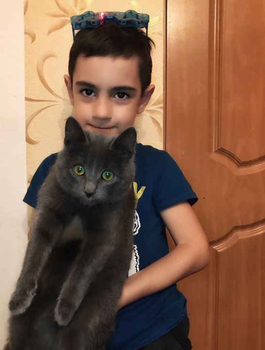 Оганесян Арман Сергеевич