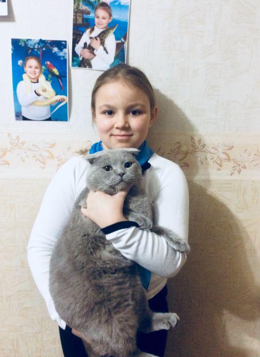 Бондарева София Олеговна