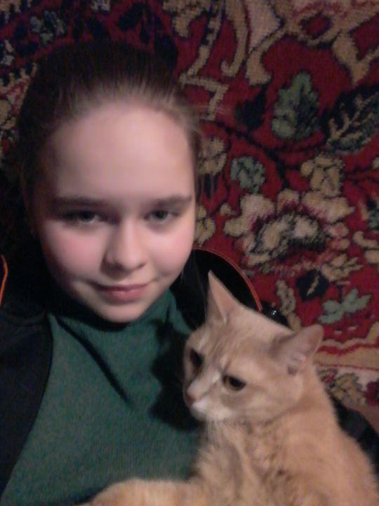 Таня Матвеева