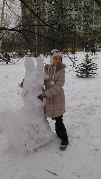 8 лет, Настя Стоделова