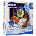 """Музыкальная подвеска на кроватку Chicco (Чико) """"Спокойной ночи"""", цвет: голубой"""