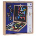 Djeco Обучающая игра Гео-человечки