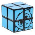 Rubik's Головоломка Кубик Рубика 2х2 цвет голубой желтый