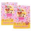 Action! Набор цветного картона Lalaloopsy 8 листов цвет розовый 2 шт