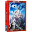 Castorland Пазл Замок в лунном свете