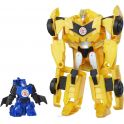 Transformers Трансформер Combiner Force Optimus Prime Stuntwing & Bumblebee