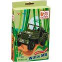 Умная бумага 3D пазл Джип Willis