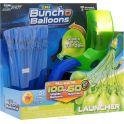 Zuru Водяное оружие Bunch O Balloons с пусковым устройством цвет зеленый синий