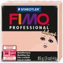 """Глина полимерная Fimo """"Professional Doll Art"""", цвет: полупрозрачный розовый, 85 г"""