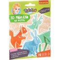 Bondibon 3D Пазл Животные